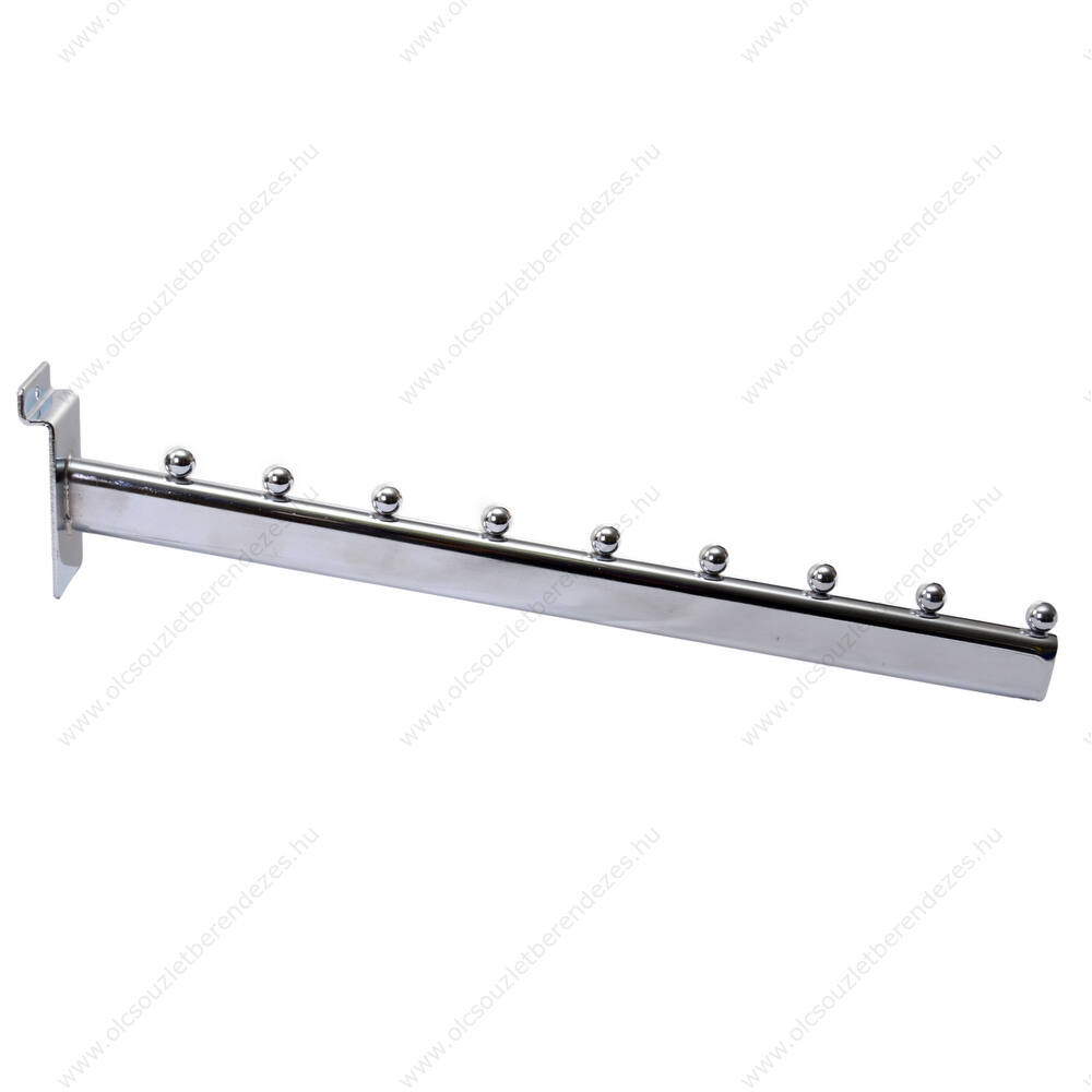 Ferde vállfatartó slatwall panelba 6b542f59a9