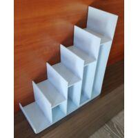 Pénztárcatartó, plexi, emeletes, FEHÉR, 265 x 295 x 110 mm