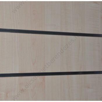 15 cm-es osztású alusínes panel, JUHAR