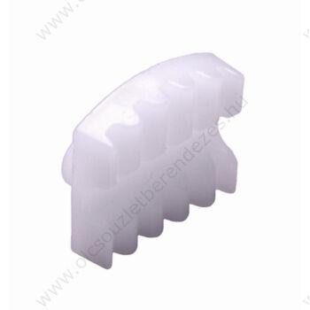 Műanyag szűkítőbetét panelbefogóba, rácshoz (6 mm)