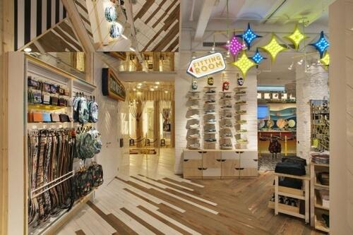 Olcsó üzletberendezés blog - A 11 legjobb ruházati bolt, akikről érdemes példát venni